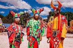 El Carnaval de la Quebrada de Humahuaca es el más tradicionalista del país, tiene su origen hace más de cinco siglos.