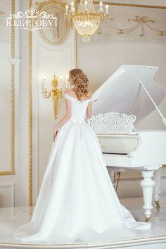 Свадебное платье Kler Devi Mia Bella Collection Ornella