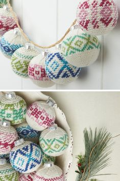 Frosted Crochet Ornaments Pattern Cozy up your tree with these adorable crochet Christmas decorations! Easy patterns for fabulous ornaments you can keep or give as handmade gifts. Crochet Ornament Patterns, Crochet Ornaments, Christmas Crochet Patterns, Holiday Crochet, Crochet Home, Crochet Crafts, Yarn Crafts, Crochet Projects, Crochet Snowflakes