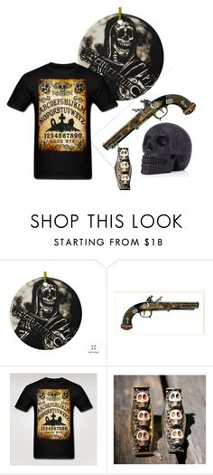 """""""Highwayman Blues"""" by shayne-bohner ❤ liked on Polyvore featuring Sounds Like Home"""