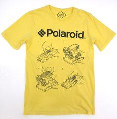 Polaroid Tshirt