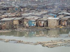 slums of West Africa