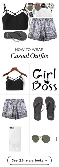 """""""Casual"""" by lmao60lol on Polyvore"""