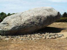 Bretagne Morbihan,  Locmariaquer megaliths