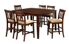 Furniture of America Counter Height Stoney 7-Piece Dining Set Brown Cherry Review https://portablekitchenislandsreview.info/furniture-of-america-counter-height-stoney-7-piece-dining-set-brown-cherry-review/