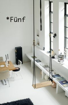 i want a crafting-room like this! :D
