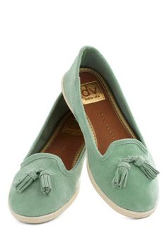 Fill Your Shoes Flat, #ModCloth