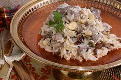 Arroz especiado con carne de cordero http://www.canalcocina.es/receta/arroz-especiado-con-carne-de-cordero