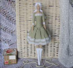 Tilda doll handmade Alice