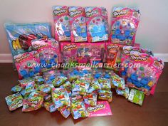 shopkins toys r us | S Hopkins Characters