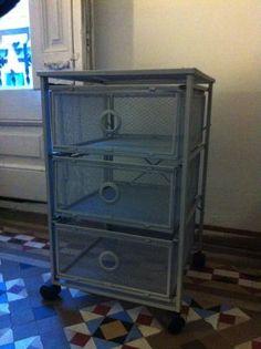 Se vende mueble tv color blanco ikea serie tobo ancho 114 cm fondo 50 cm altura 66 cm - Compra venta muebles segunda mano barcelona ...