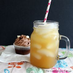 You will love this southern fruit tea recipe! Make this and enjoy anytime of the year but it is especially great in the summer! Perfect for parties!