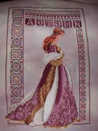 Image result for lavender and lace celtic ladies conversions