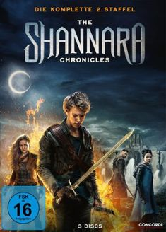 The Shannara Chronicles - die komplette 2. Staffel - 4/5 Sterne - DeepGround Magazine