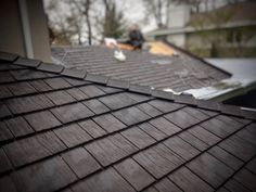 Harvest Shake in Brown #shake #brown #roof #roofing #roofingmaterial #rubber #lifetimewarranty #authentic #shingles #contractor #design #renos #premium #recycle #rubber #contractor #home