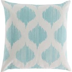 Uptown Pillow in Mint