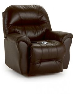 Oversized power recliners