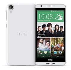 HTC Desire 820G  Dual SIM smartphone with 5.50-inch 720x1280 display powered by 1.7GHz processor alongside 1GB RAM and 13-megapixel rear camera.