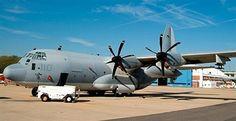 KC-130J Harvest Hawk Gunship