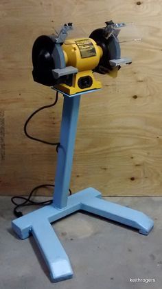 #DIY #welded #grinding #stand #weld #steel #carolina