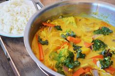 SuperCharged Coconut Curry - DrJockers.com
