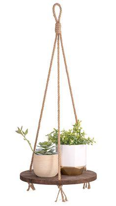 Diy Crafts For Home Decor, Diy Arts And Crafts, Diy Wall Decor, Macrame Plant Hanger Patterns, Macrame Plant Hangers, Indoor Plant Hangers, Diy Hanging Planter, Hanging Plants, Diy Planters