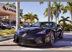 Lexus's Supercar!