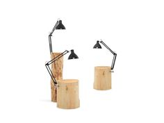 PIANTAMA by Mogg / Yes, there was a bicycle on top of a stool. Now there is a lamp on top of of a tree trunk. And Yes, Marcantonio Raimondi Malerba has been inspired by Marcel Duchamp to create the floor lamp PIANTAMA by Mogg / Design by Marcantonio Raimondi Malerba  http://www.mogg.it/Prodotti/Lamp/PIANTAMA/  #mogg #moggdesign #piantama #marcantonioraimondimalerba #interior #design #interiordesign #italian #furniture #italianfurniture #treetrunk #lamp #lighting #floorlamp