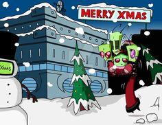 Merry Xmas Tallest Red! :D by VinnieTerrio98.deviantart.com on @DeviantArt