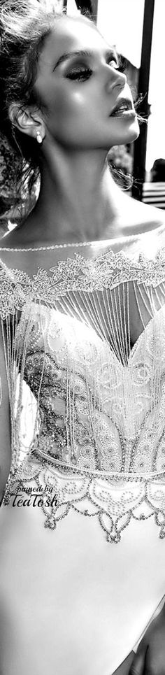 ❇Téa Tosh❇ Julie Vino, Venice Collection, Spring 2018 Bridal