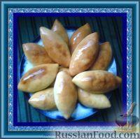 Фото к рецепту: Пирожки из кефирного теста