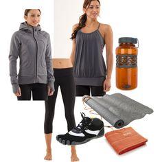 Lululemon yoga gear