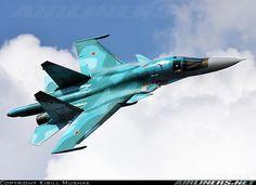 Sukhoi Su-34 Russia - Air Force