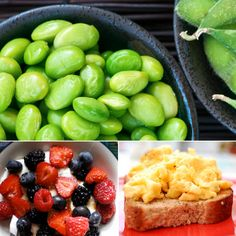 "Looking for ways to add more protein in your diet? Check out PopSugar's list of ""Power Snacks"" with 10 grams of protein or more."