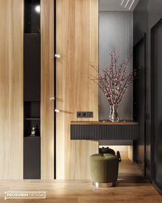 Behance :: For You Apartment Interior, Apartment Design, Foyer Design, House Design, Home Entrance Decor, Interior Architecture, Interior Design, Vestibule, Home Decor Bedroom