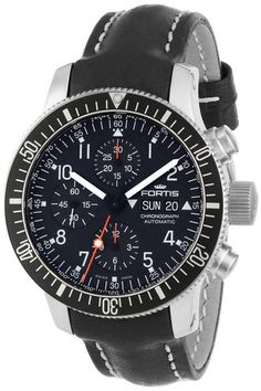 Fortis Watch Cosmonautis Official Cosmonauts Chronograph