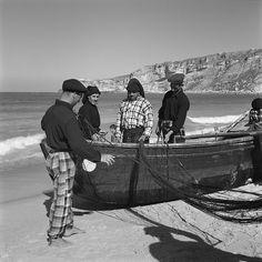 Pescadores, Nazaré, Portugal