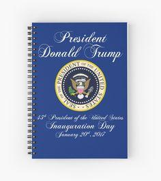 President Donald J. Trump Inauguration Day 2017