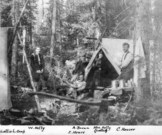 The town was named Barkerville after the region's first, and most successful miner. Fraser River, Le Far West, Gold Rush, Old West, History Facts, British Columbia, True North, Trail, Canada