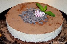 JULIA Y SUS RECETAS: SEMIFRÍO DE MASCARPONE Jello, Cheesecakes, Food Hacks, Camembert Cheese, Sweets, Chocolate, Cooking, Desserts, Recipes