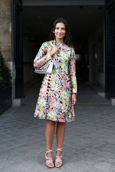 Liz Cabral, fashion director of Flare magazine
