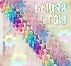 BELUGA BRAID Bracelet COLOR.