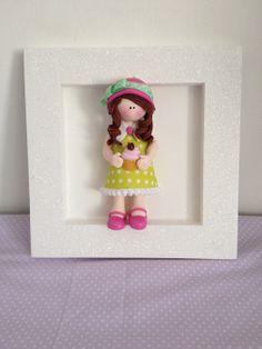 Cuadro para niña, ideal decoración infantil