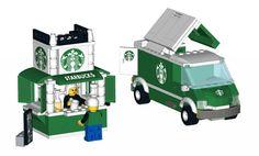 lego sticker mini shop - Google Search