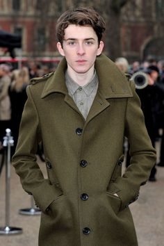 Matthew Beard stars in The Riot Club (out 17th September 2014)