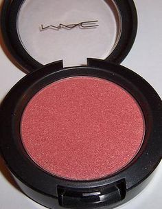 MAC Sheertone Shimmer blush in Peachykeen