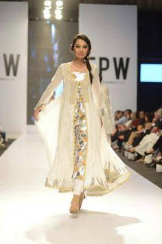 Pakistani fashions...