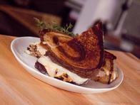 Sweet and Savory Turkey Panini