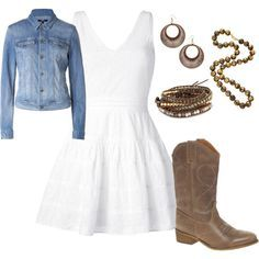 sweet 16 country dresses - Google Search