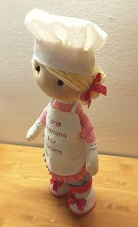 Tutorial: Bambola Rosa Maria parte 1